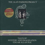 Alan Parsons Project Tales Of Mystery And Imagination Germany CD album
