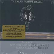 Alan Parsons Project Tales Of Mystery And Imagination - Deluxe Edition USA 2-CD album set