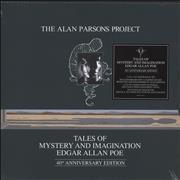 Click here for more info about 'The Alan Parsons Project - Tales Of Mystery And Imagination Edgar Allan Poe - Sealed 40th Anniversary Box'