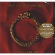 Alan Parsons Project Vulture Culture UK CD album