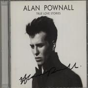 Click here for more info about 'Alan Pownall - True Love Stories - Autographed'
