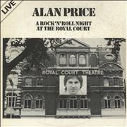 Click here for more info about 'Alan Price - A Rock 'N' Roll Night At The Royal Court + Poster'