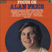 Click here for more info about 'Alan Price - Focus On Alan Price'