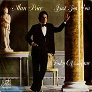 Click here for more info about 'Alan Price - Just For You'