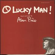 Click here for more info about 'Alan Price - O Lucky Man ! - Burbank Label'