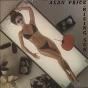 Click here for more info about 'Alan Price - Rising Sun + Insert'