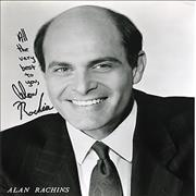 Click here for more info about 'Alan Rachins - Autographed Publicity Photograph'