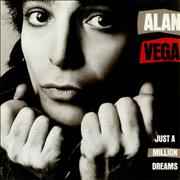 Click here for more info about 'Alan Vega - Just A Million Dreams'