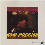 Click here for more info about 'Alan Vega - New Racion'