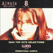 Click here for more info about 'Alanis Morissette - 1995 Top Hits Selections WEA Japan'