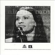 Click here for more info about 'Alanis Morissette - Best Director At Muchmusic Video Awards'