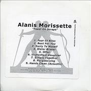 Click here for more info about 'Alanis Morissette - Feast On Scraps'