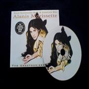 Alanis Morissette Fully Illustrated Book & Interview Disc UK CD album