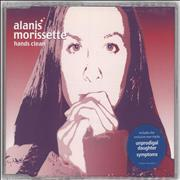 Click here for more info about 'Alanis Morissette - Hands Clean - CDs 1 & 2'