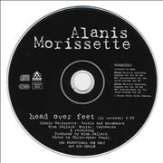 Click here for more info about 'Alanis Morissette - Head Over Feet'