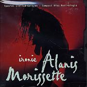 Click here for more info about 'Alanis Morissette - Ironic - Ecopak'