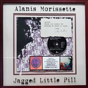 Click here for more info about 'Jagged Little Pill - AUTOGRAPHED'