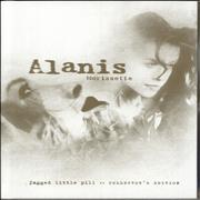 Alanis Morissette Jagged Little Pill - Deluxe Edition UK 4-CD set