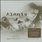Alanis Morissette Jagged Little Pill - Sealed Deluxe Edition UK 4-CD set