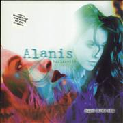 Alanis Morissette Jagged Little Pill Germany vinyl LP