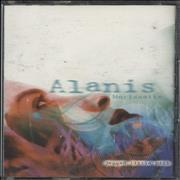 Alanis Morissette Jagged Little Pill UK cassette album