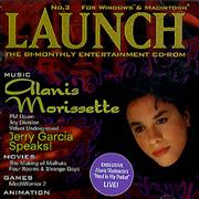 Click here for more info about 'Alanis Morissette - Launch - C.D.Rom'