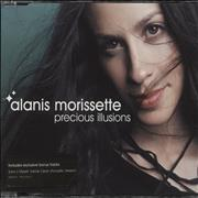 Click here for more info about 'Alanis Morissette - Precious Illusions - Both CDs'
