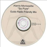 Click here for more info about 'Alanis Morissette - So Pure - Guido Radio Friendly Mix'
