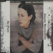 Click here for more info about 'Alanis Morissette - So Pure'