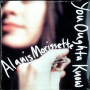 Click here for more info about 'Alanis Morissette - You Oughta Know - Wallet'
