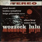 Click here for more info about 'Alban Berg - Wozzeck - Three Excerpts / Lulu - Suite'
