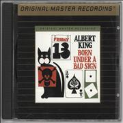 Click here for more info about 'Albert King - Born Under A Bad Sign - Ultradisc II'