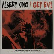 Click here for more info about 'Albert King - I Get Evil - 180gm'