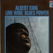 Click here for more info about 'Albert King - Live Wire / Blues Power - 1st Mono EX'