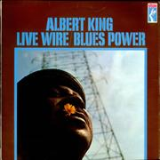 Click here for more info about 'Live Wire / Blues Power - Factory Sample'
