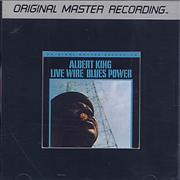 Click here for more info about 'Albert King - Live Wire / Blues Power'