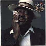 Click here for more info about 'Albert King - New Orleans Heat'