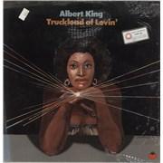 Albert King Truckload Of Lovin' USA vinyl LP