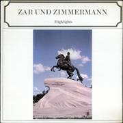 Click here for more info about 'Albert Lortzing - Zar und Zimmermann'