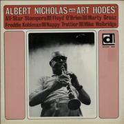 Click here for more info about 'Albert Nicholas - Albert Nicholas With Art Hodes' All-Star Stompers'