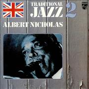 Click here for more info about 'Albert Nicholas - Memories Of Albert Nicholas - Traditional Jazz 2'