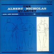 Click here for more info about 'Albert Nicholas - The Albert Nicholas Quartet'