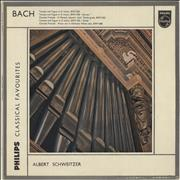 Click here for more info about 'Albert Schweitzer - Bach'