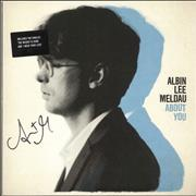 Click here for more info about 'Albin Lee Meldau - About You - Autographed'