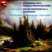Click here for more info about 'Aldo Ciccolini - Saint-Saëns: Piano Concerto No. 5 / D'Indy: Symphony On A French Mountain Song'