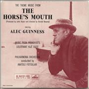 Click here for more info about 'Alec Guinness - Theme Music From The Horse's Mouth'
