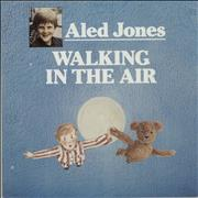 "Aled Jones A Winter Story + Walking In The Air UK 12"" vinyl"