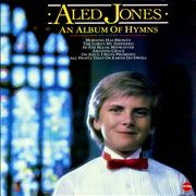 Aled Jones An Album Of Hymns UK vinyl LP