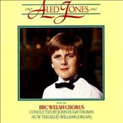 Aled Jones BBC Welsh Chorus UK vinyl LP