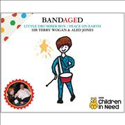 Aled Jones Bandaged: Little Drummer Boy / Peace on Earth UK CD single